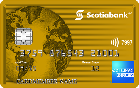 Scotiabank American Express Gold