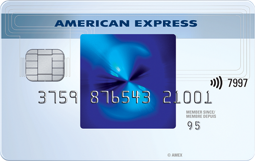 American Express Cash Back No Fee Credit Card